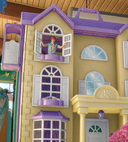 Toy story 3 la grande fuga come bilanciare azione e for Progetti di casa dei sogni