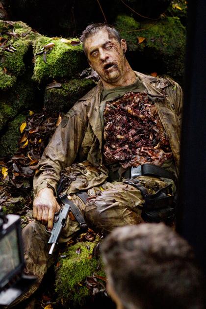 Predators: le immagini... Adrien Brody