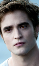 In foto Robert Pattinson (35 anni) Dall'articolo: The Twilight Saga Eclipse: la bella e la bestia.
