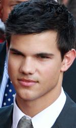 In foto Taylor Lautner (28 anni) Dall'articolo: The Twilight Saga Eclipse: Bella e Jacob a Roma.