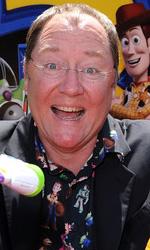 Cars 2: John Lasseter è stato accreditato come co-regista - Woody e Buz in un corto assieme a Cars 2