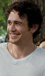 In foto James Franco (43 anni) Dall'articolo: Mangia, prega, ama: voglio meravigliarmi di qualcosa.