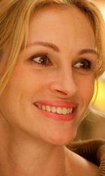 In foto Julia Roberts (54 anni) Dall'articolo: Mangia, prega, ama: voglio meravigliarmi di qualcosa.