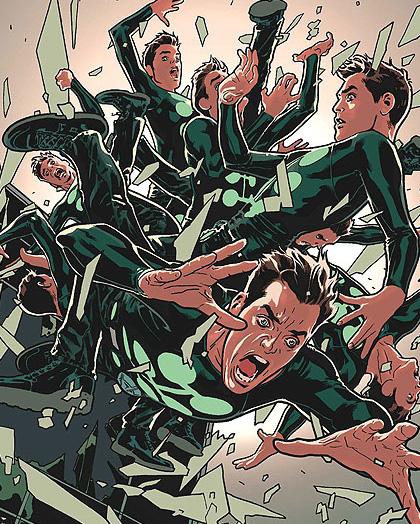 Bestia licenziato -  Dall'articolo: X-Men: First Class, forse ci saranno Willow, Multiple Man e Banshee.