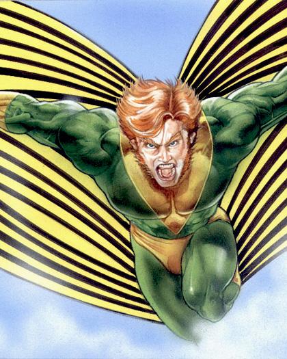 Banshee potrebbe far parte del cast -  Dall'articolo: X-Men: First Class, forse ci saranno Willow, Multiple Man e Banshee.