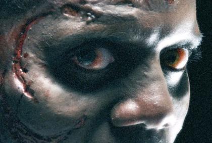 Un particolare di uno zombie -  Dall'articolo: The Walking Dead: prime foto del cast.