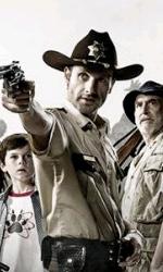 In foto Andrew Lincoln (46 anni) Dall'articolo: The Walking Dead: prime foto del cast.
