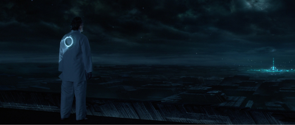 In foto Jeff Bridges (69 anni) Dall'articolo: Comic-Con 2010: Tron: Legacy, io non sono tuo padre Sam.