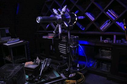 Il laser -  Dall'articolo: Comic-Con 2010: Tron: Legacy, io non sono tuo padre Sam.
