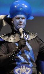 In foto Will Ferrell (52 anni) Dall'articolo: Comic-Con 2010: Megamind, e se il cattivo vincesse?.