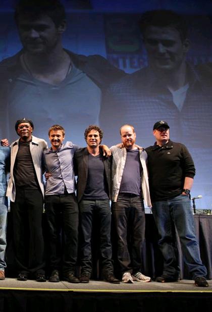 In foto Samuel L. Jackson (73 anni) Dall'articolo: Comic-Con 2010: The Avengers, presentato il cast.