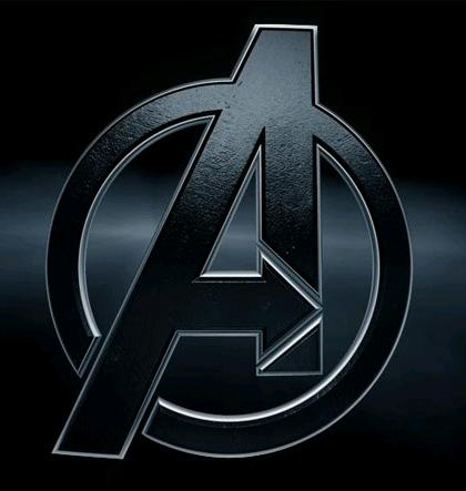 Il logo dei Vendicatori -  Dall'articolo: Comic-Con 2010: The Avengers, presentato il cast.