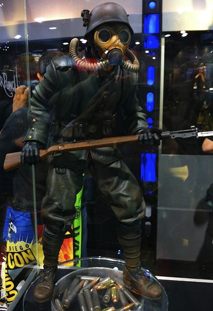 Un action figure del film -  Dall'articolo: Comic-Con 2010: Sucker Punch, draghi, mecha, zombie e ninja.