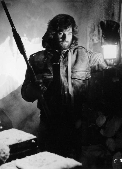 In foto Kurt Russell (67 anni) Dall'articolo: Film in Tv: martedì 27 luglio.