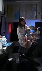 In foto Jennifer Carpenter (41 anni) Dall'articolo: Comic-Con 2010: Dexter, la coscienza è un assassino.