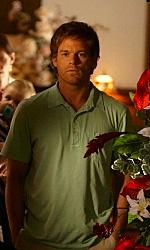 In foto Michael C. Hall (49 anni) Dall'articolo: Comic-Con 2010: Dexter, la coscienza è un assassino.