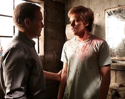 In foto James Remar (67 anni) Dall'articolo: Comic-Con 2010: Dexter, la coscienza è un assassino.