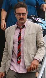 In foto David Arquette (49 anni) Dall'articolo: Scream 4: ritorno a Woodsboro del killer Ghostface.