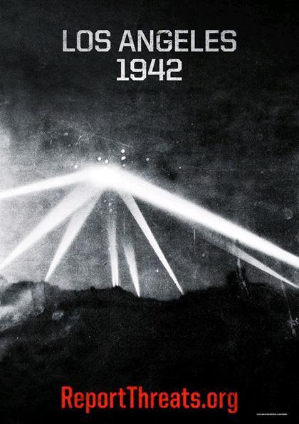 Los Angeles 1942 -  Dall'articolo: Comic-Con 2010: Battle: Los Angeles, se non è umano, uccidetelo.