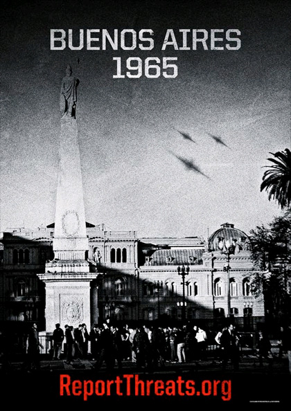 Buenos Aires 1965 -  Dall'articolo: Comic-Con 2010: Battle: Los Angeles, se non è umano, uccidetelo.