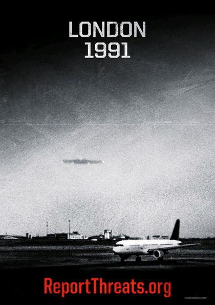 Londra 1991 -  Dall'articolo: Comic-Con 2010: Battle: Los Angeles, se non è umano, uccidetelo.