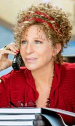 In foto Barbra Streisand (78 anni) Dall'articolo: Ti presento i piccoli: Dustin Hoffman in trattative per salvare il film?.