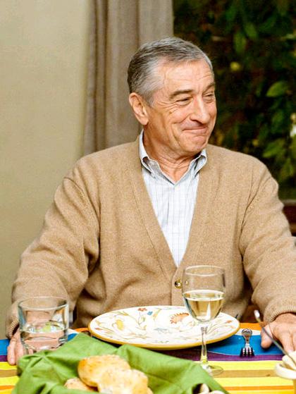In foto Robert De Niro (77 anni) Dall'articolo: Ti presento i piccoli: Dustin Hoffman in trattative per salvare il film?.