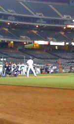 Moneyball: prime foto sul set di Philip Seymour Hoffman - Il walk-off home run di Scott Hatteberg