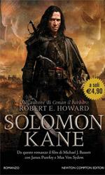 Solomon Kane, il libro - La recensione *** ½