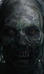 """Il poster per il Comic-Con -  Dall'articolo: The Walking Dead: la creazione del zombie, la """"ragazza sulla bicicletta""""."""