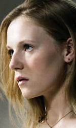"""In foto Emma Bell (33 anni) Dall'articolo: The Walking Dead: la creazione del zombie, la """"ragazza sulla bicicletta""""."""