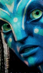 In foto Zoe Saldana (42 anni) Dall'articolo: Avatar torna al cinema in una Special Edition.