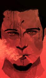 52 Bad Dudes: le illustrazioni di Adam Sidwell - Tyler Durden