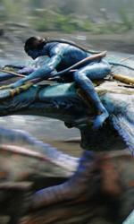 In foto Sam Worthington (44 anni) Dall'articolo: Avatar: Special Edition, il DVD conterrà 16 minuti extra.