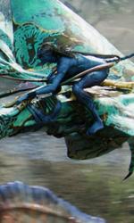 In foto Zoe Saldana (42 anni) Dall'articolo: Avatar: Special Edition, il DVD conterrà 16 minuti extra.