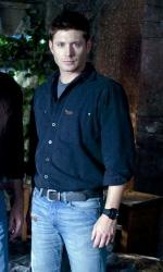 In foto Jensen Ackles (43 anni) Dall'articolo: Supernatural: le promo still e il trailer della sesta stagione.