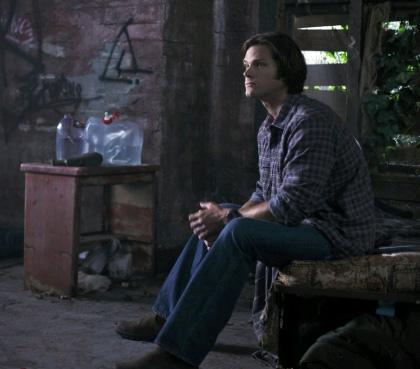 In foto Jared Padalecki (39 anni) Dall'articolo: Supernatural: le promo still e il trailer della sesta stagione.