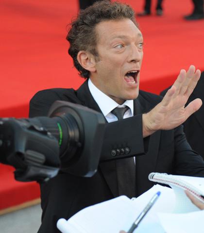 In foto Vincent Cassel (53 anni) Dall'articolo: Venezia 2010: il red carpet di Black Swan.
