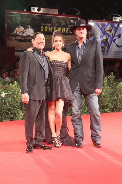 Danny Trejo e Jessica Alba incontri maturo dating solo ricerca