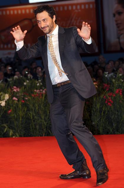 In foto Filippo Timi (44 anni) Dall'articolo: Vallanzasca: il red carpet.
