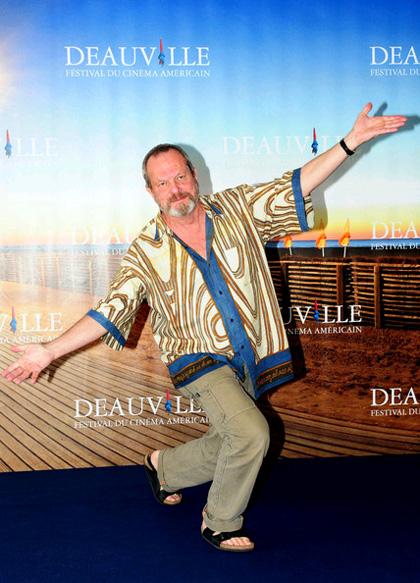 In foto Terry Gilliam (80 anni) Dall'articolo: The Man Who Killed Don Quixote collassa finanziariamente.