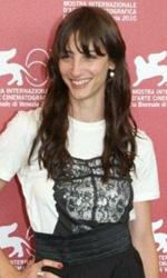 In foto Francesca Inaudi (41 anni) Dall'articolo: Venezia 2010: Noi credevamo di Mario Martone.