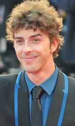 In foto Michele Riondino (39 anni) Dall'articolo: Venezia 2010: Noi credevamo, il red carpet.