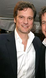 Hugh Grant e Colin Firth: tanti auguri a quei due