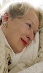 In foto Meryl Streep (72 anni) Dall'articolo: Film in Tv: mercoledì 8 settembre.