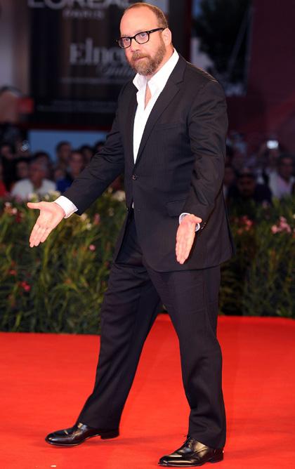 In foto Paul Giamatti (54 anni) Dall'articolo: Venezia.67: il red carpet de La versione di Barney.