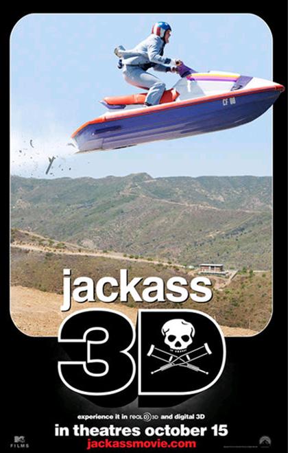 Il poster -  Dall'articolo: Jackass 3D: dammi il cinque!.
