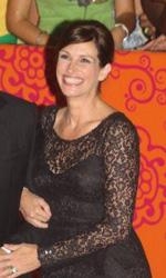 In foto Julia Roberts (54 anni) Dall'articolo: Mangia Prega Ama: tre comandamenti per una nuova vita.