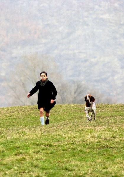 In foto Brian Fenzi Dall'articolo: Una sconfinata giovinezza.