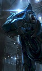 Voltron: tre concept art del live action - Il leone blu